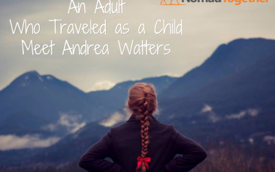 Episode #14: Growing Up as a Nomad with Andrea Watters