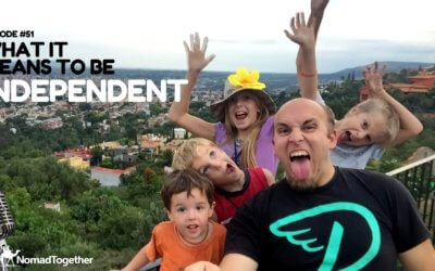 Episode #51: What it Means to be Independent with Paul & Becky!